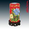 供应中国红瓷笔醴陵红瓷价格茶具红瓷茶具