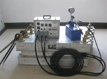 SD-型便捷式传送带橡胶接头机