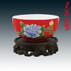 供应中国红瓷笔醴陵红瓷价格茶具红瓷醴陵