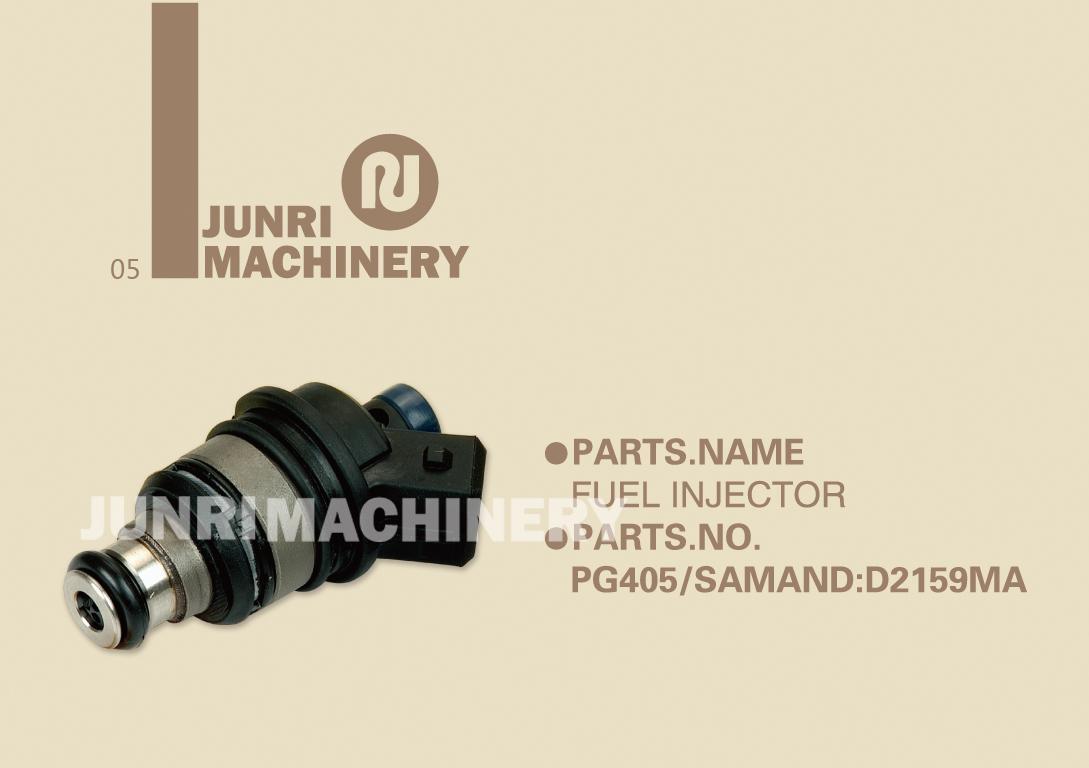 供应标致车电喷油嘴 汽摩配件 发动系统使用