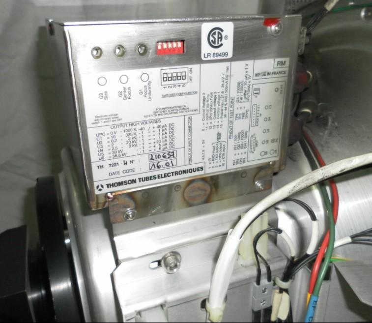 供应泰雷兹TH9221小高压