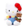 供应抱小熊玩偶香港毛绒玩具