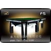 供应F5黑八台球桌-来力台球桌 F5黑八台球