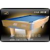 供应LLA-001B九球台|九球来力台球桌