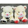 供应香港毛绒玩具泰迪布娃娃熊南海和兴毛绒