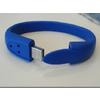 供应USB 手环,硅胶USB手腕带,芯片