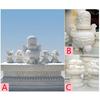 供应艺术陵园雕塑石雕祭祀供台