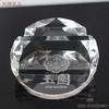 供应水晶名片夹,广州水晶办公礼品,纪念品定做