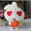 供应抱萝卜兔子毛绒公仔 广州毛绒玩具