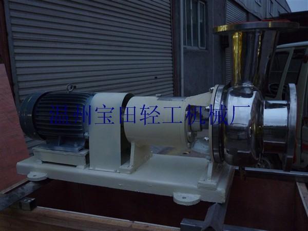 BTHD-07直联式混流泵