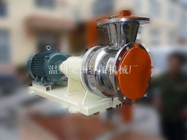 BTHD-04直联式混流泵