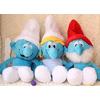 供应蓝精灵公仔 广州毛绒玩具和兴玩具