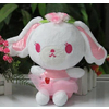 供应可爱公主兔子公仔香港毛绒玩具