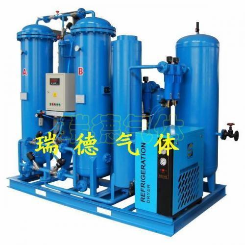 供应带钢退火制氮机 网带炉配用制氮机