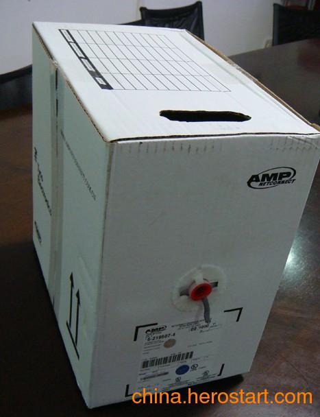 供应安普超五类网线用安普超五类压线钳模块