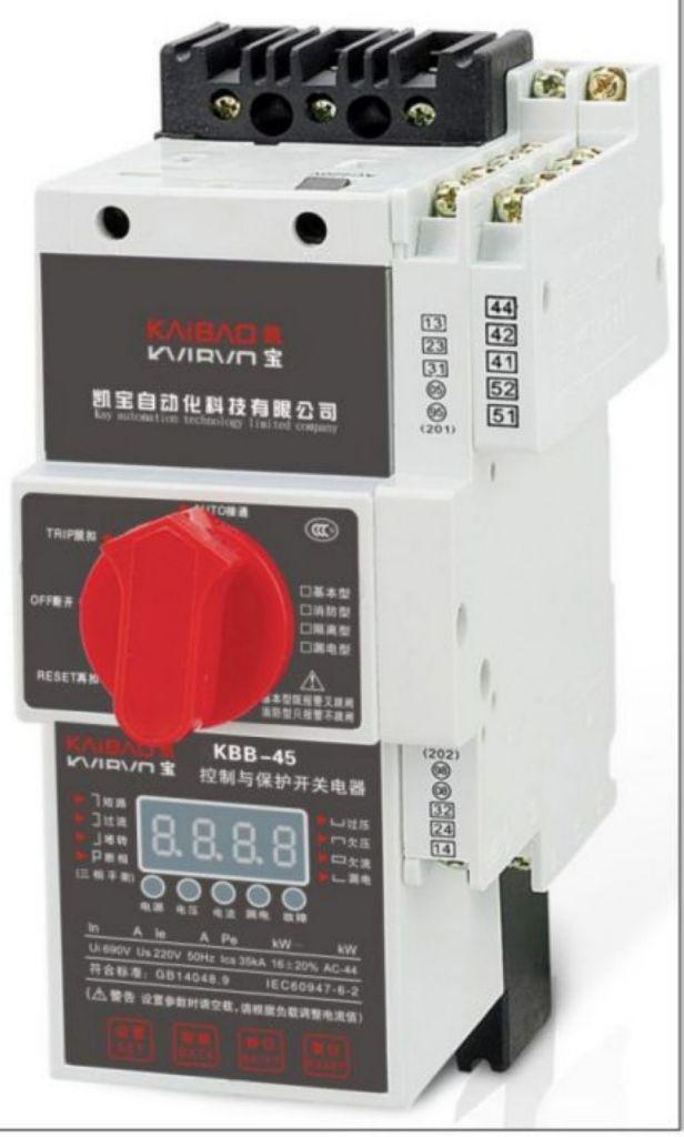 供应凯宝-KBO控制与保护开关