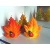 供应枫叶蜡烛工艺品