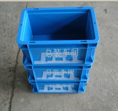 供应总装车间物流箱