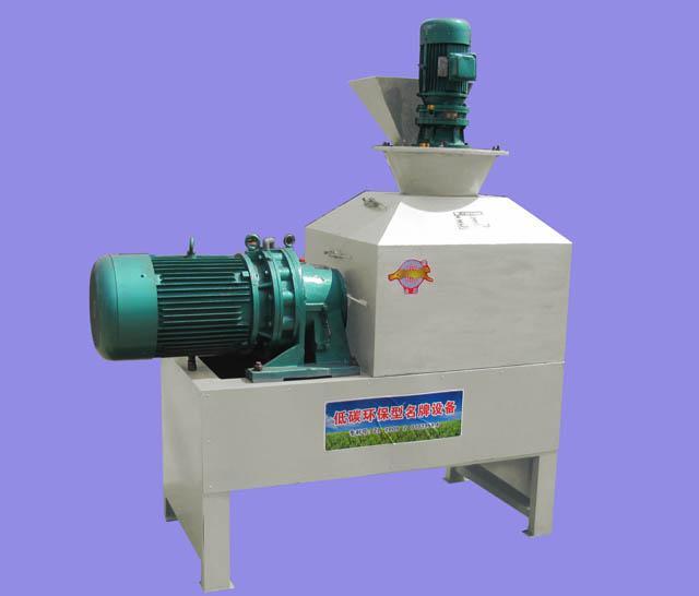 供应新型化肥造粒机在衡水隆昌研制成功