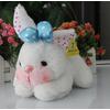 供应礼品趴兔公仔香港毛绒广州毛绒玩具