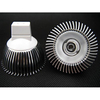 供应MR16 1w灯杯外壳 LED射灯配件