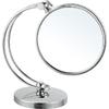供应化妆镜LS8C-T双面台式圆镜