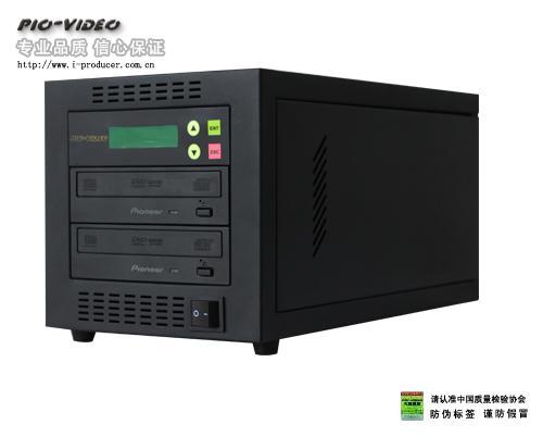 供应pioneer DVR182 一拖二DVD拷贝机