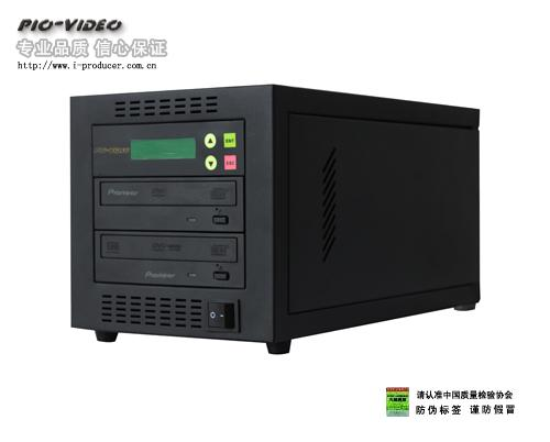 供应pioneer DVR181 一拖一DVD拷贝机