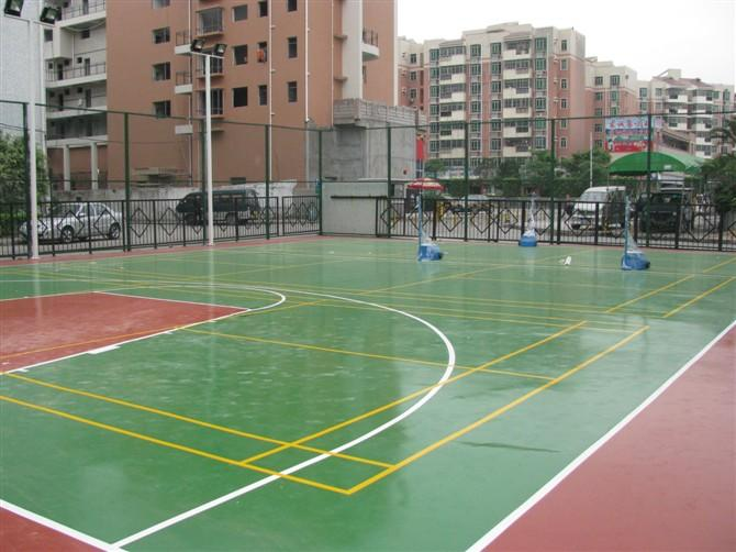 供应篮球场