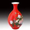 供应湖南中国红瓷茶具