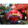 供应广州气模,充气儿童玩具,充气圣诞用品
