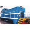 供应货车无级空重车自动调整装置
