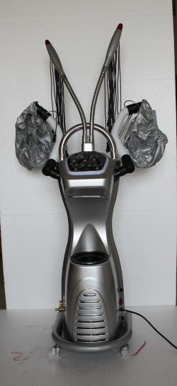 厂家供应美发器材负离子03数码烫综合机