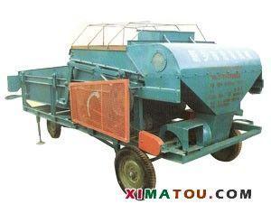 供应【两厢清粮机|三厢电清选机|粮食清选机】宏源筛分机械