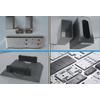 供应ASM焊线机压板 固晶机治具 led支架料盒 铝线等