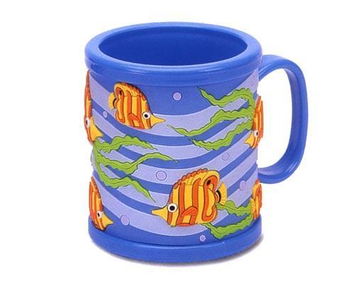东莞供应马克杯 pvc马克杯 塑胶马克杯 橡胶马克杯