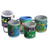 东莞供应3D马克杯 定做马克杯 硅胶马克杯 礼品马克杯