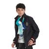 供应必酷2011正品 韩版拼接撞色连帽男运动外套 秋装新款夹克衫