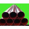 供应电缆用热浸塑钢管/电缆用涂塑管