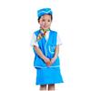 供应徐州市儿童空姐角色扮演服饰厂家直销淘宝独家销售