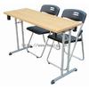 供应折叠会议桌, 折叠培训桌, 折叠桌配折叠椅, 可拆装折叠桌