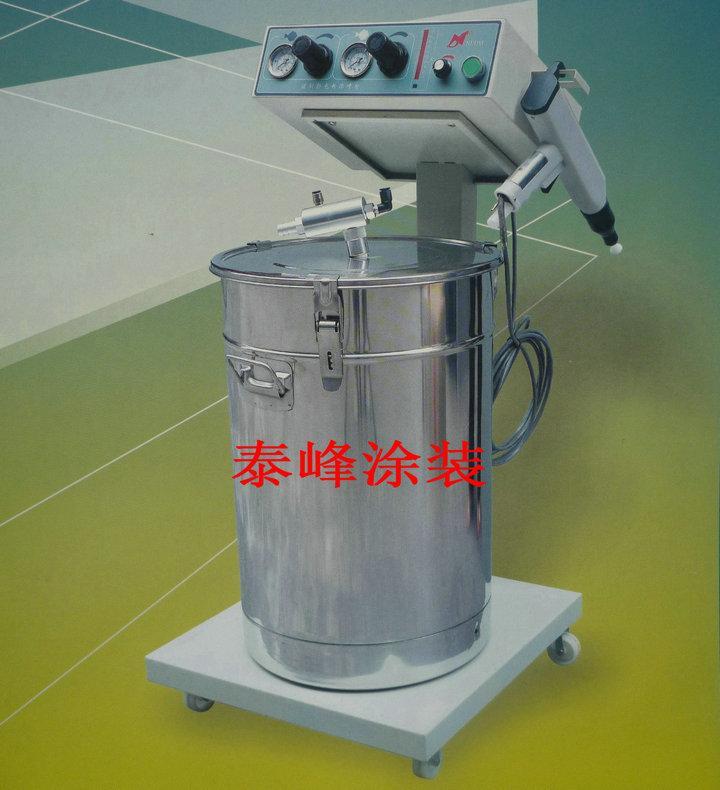 供应高上粉率静电喷粉枪,大出粉量静电喷粉设备
