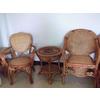 供应厂家直供藤椅、滕桌,藤家具