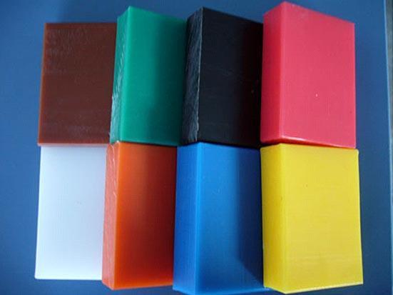 供应红色UPE板绿色PE板黄色PE板
