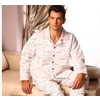 厂价直销男装夹层睡衣 品牌休闲家居服特价批发 诚招代理