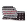 供应邦定铝盘  铝盒  烘烤铝盘  235X120X14