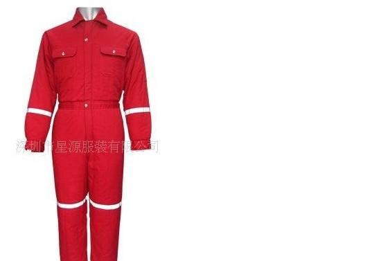 防静电连体防寒服、特殊防护工作服