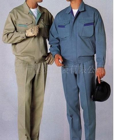 阻燃分体工作服、防火防静电工作服装、劳保服装