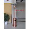 供应燃气取暖器源头厂家  镀铜伞形取暖器