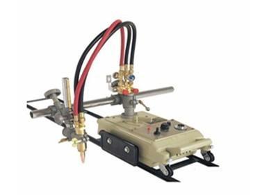 供应便携式半自动钢材切割机